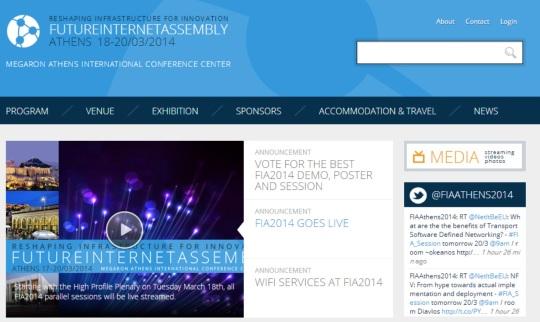 συνεδριο για internet  Αθήνα 2014
