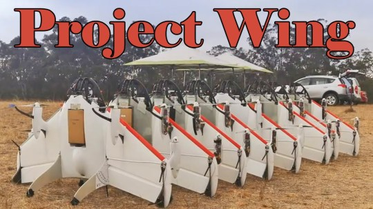project wing Google photo 1